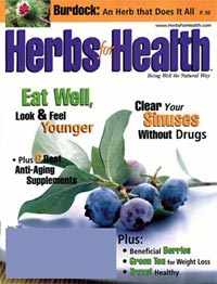 Herbs For Health Magazine