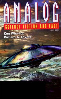 Analog Science Fiction and Fact Magazine