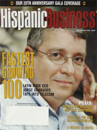 Hispanic Business Magazine