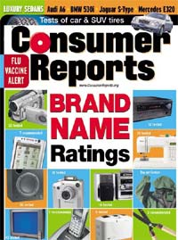 Consumer Reports Magazine (w/ Buying Guide)